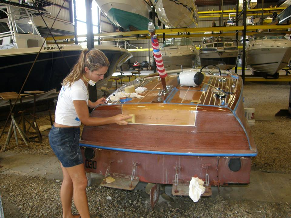 Chris Craft Restoration | Wooden Boat Restoration Experts