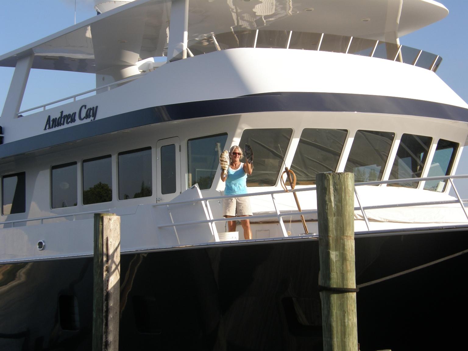Palm Beach Awlgrip Yacht Painting