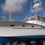 Palm Beach Awlgrip Yacht Painting